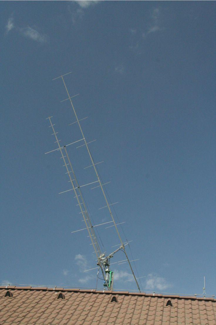 Tropo Antenna System